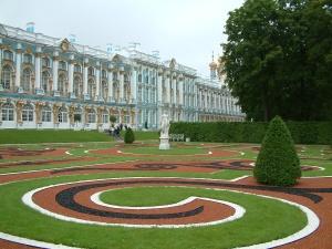 Voyage organisé en Russie