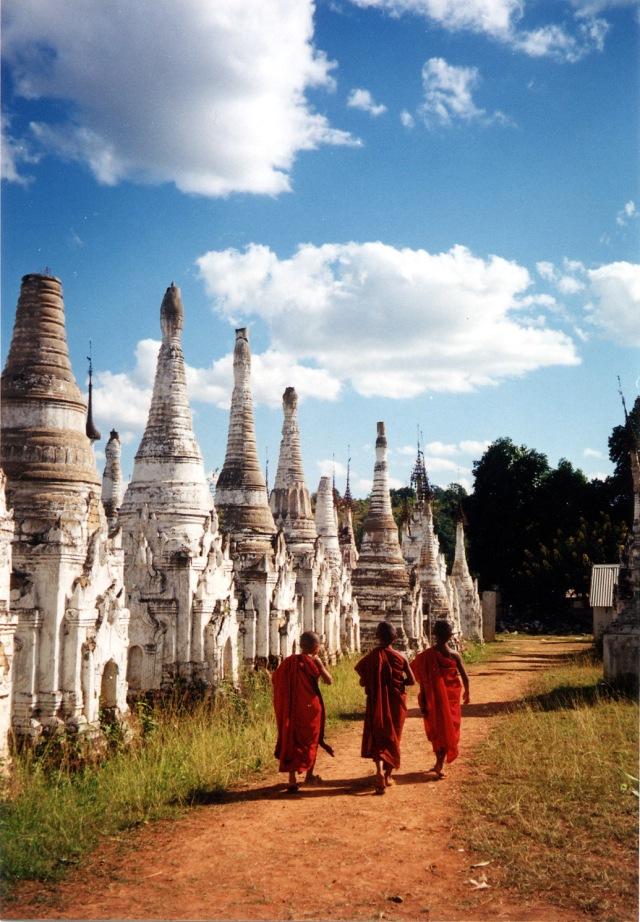 Birmanie Kakku