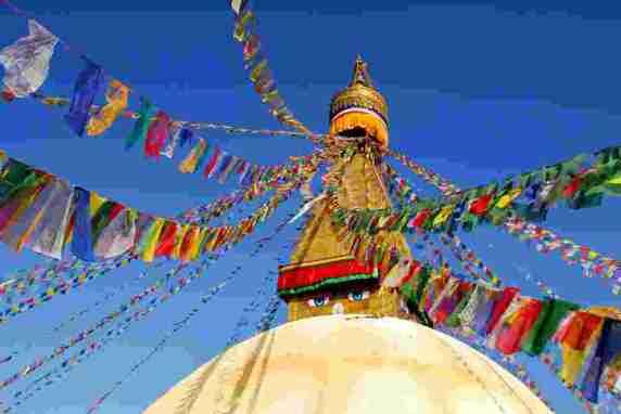Népal Kathamndou  Bodhnath_compressed